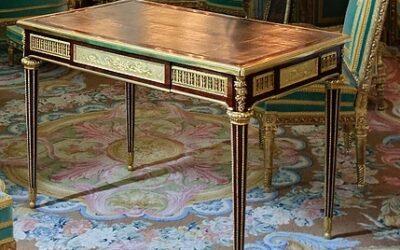 Tasar muebles antiguos